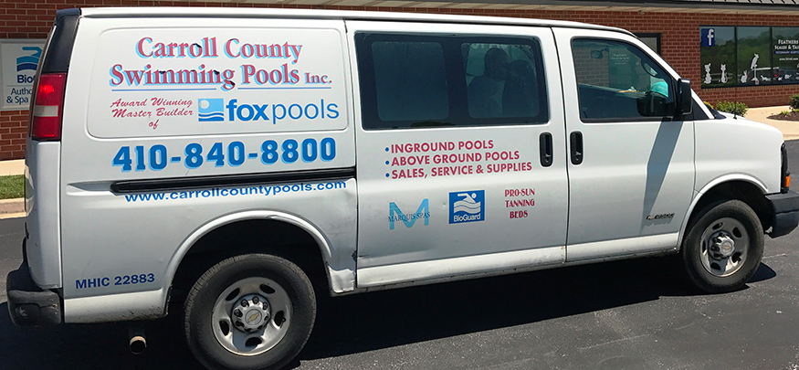Carroll County Pools Service