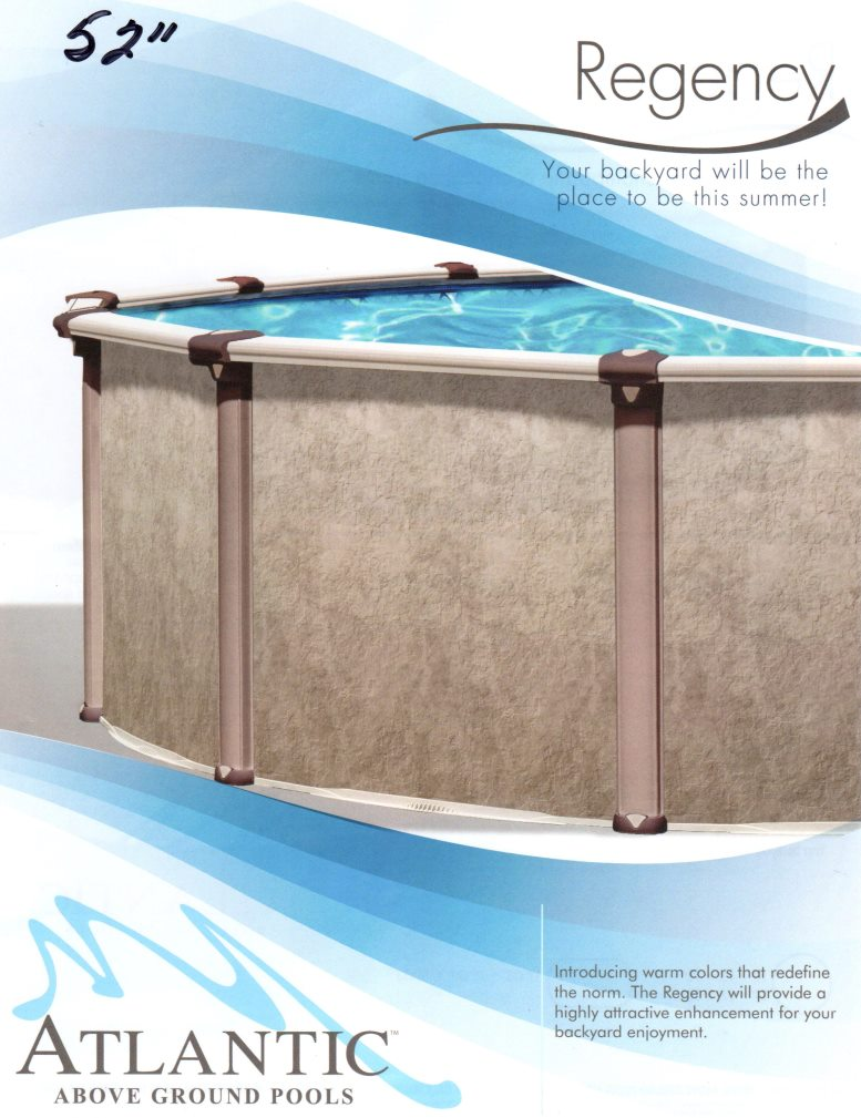Regency Above Ground Pools MD