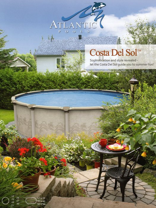 Costa Del Sol Above Ground Pools